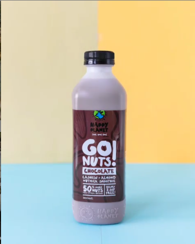 Happy Planet Launches Chocolate oatmilk