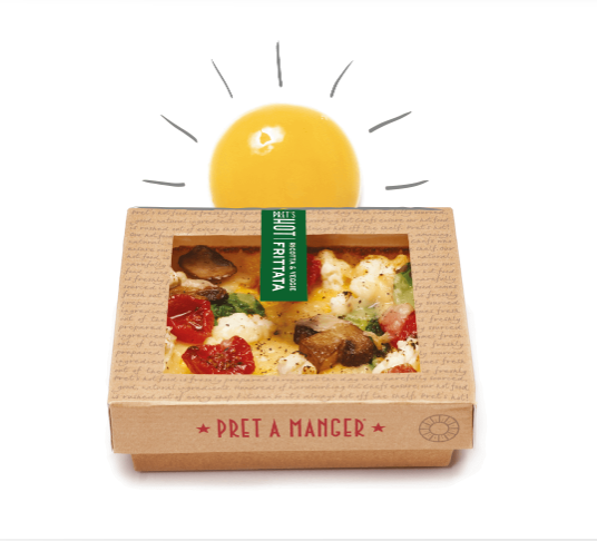 Pret a Manger Launches Biggest Vegan Menu