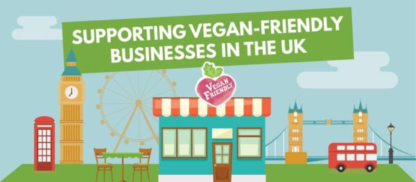VEGAN-FRIENDLY RESTAURANTS IN THE UK WILL BE EASIER TO FIND THANKS TO NEW STICKER CAMPAIGN